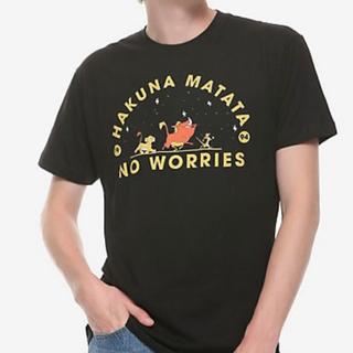 Disney - 1点のみ即ご購入可能!! USライオンキング Tシャツ