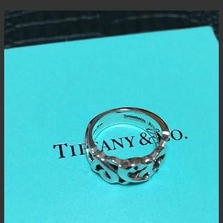 Tiffany & Co. - ティファニー トリプルラビングリング