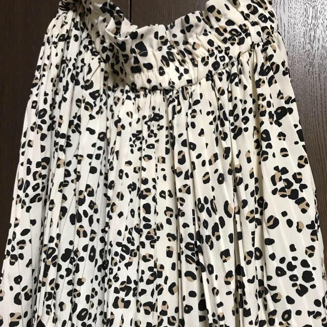 しまむら(シマムラ)のタコちゃん様専用。レオパードスカート レディースのスカート(ロングスカート)の商品写真