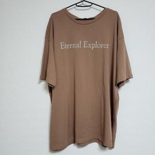 GU - オーバーサイズTシャツ