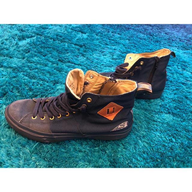 Indian(インディアン)のINDIAN (インディアン) ハイカットスニーカー メンズの靴/シューズ(スニーカー)の商品写真