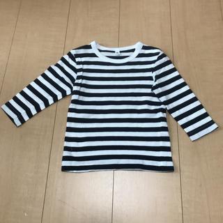 ムジルシリョウヒン(MUJI (無印良品))の無印良品 ボーダーTシャツ  (Tシャツ)