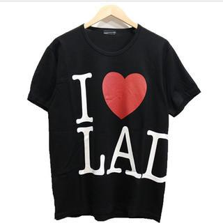 LAD MUSICIAN - ラッドミュージシャン  ビッグ Tシャツ