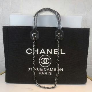 CHANEL - Chanel シャネル ビーチバッグ トートバッグ