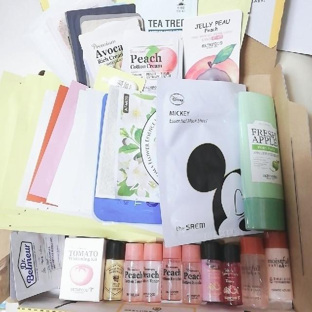 ETUDE HOUSE(エチュードハウス)の韓国 コスメ まとめ売り 60個 コスメ/美容のスキンケア/基礎化粧品(パック / フェイスマスク)の商品写真
