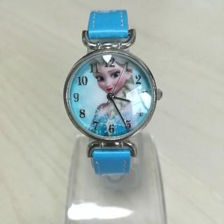 Disney - 【Disney】FROZEN Elsa クォーツ レディース時計