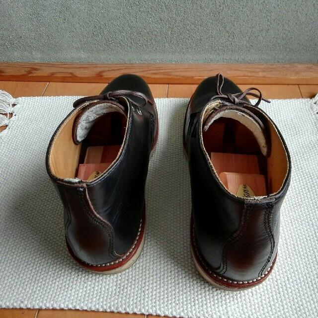 SHIPS(シップス)のSHIP General supply チャッカーブーツ 25,5cm メンズの靴/シューズ(ブーツ)の商品写真