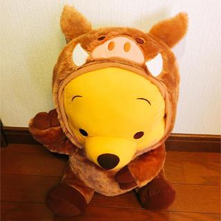 Disney - プーさん  ぬいぐるみ  ぷーさん pooh 羽生結弦 ディズニー Disney