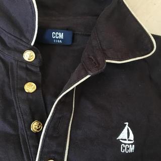 コムサイズム(COMME CA ISM)の子供服  コムサ ポロシャツ  110 (Tシャツ/カットソー)