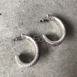 Ameri VINTAGE - Vintage grain earrings No.95