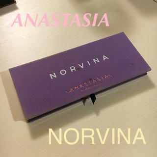 Sephora - ANASTASIA アイシャドウパレット  NORVINA