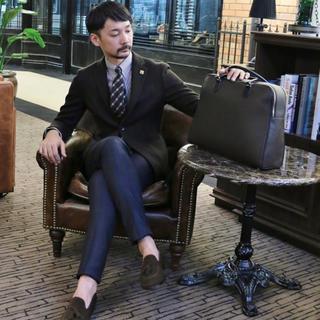 ビームス(BEAMS)の雑誌掲載 Cisei シセイ ブリーフケース カーフ レザー ビジネスバッグ(ビジネスバッグ)