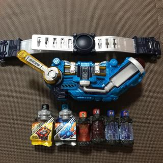 BANDAI - 仮面ライダービルド スクラッシュドライバー ゼリーボトルセット!