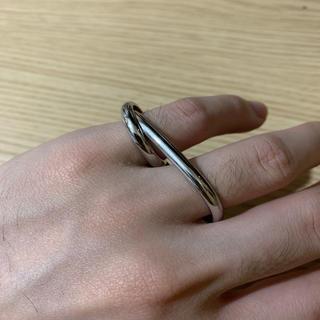エムエムシックス(MM6)のmm6指輪(リング(指輪))
