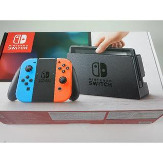 Nintendo Switch - Nintendo Switch ネオンブルー/ネオンレッド
