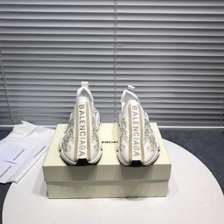 バレンシアガ(Balenciaga)のBalenciaga 本革 tpu メンズ ファッション 新品人気 スニーカー (スニーカー)