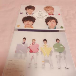 ニュース(NEWS)のNEWS CD アルバム 初回A 初回B セット(ポップス/ロック(邦楽))