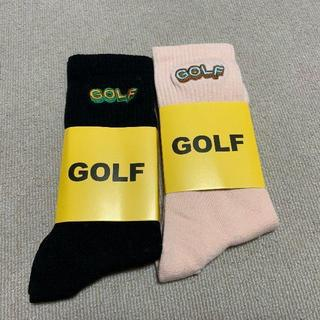 GOLF WANG  靴下 2つセット(ソックス)