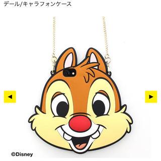 Disney - キャラフォン デール