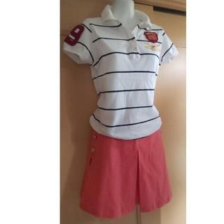 PEARLY GATES - パーリーゲイツ マスターバニー レディース ゴルフウェア スカート サイズ1
