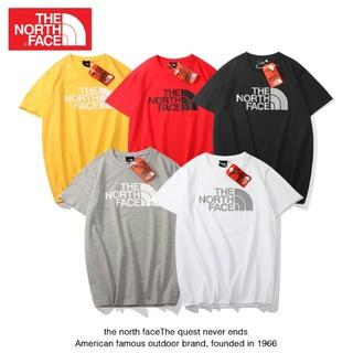 THE NORTH FACE - 2枚5980円 多サイズ ロゴ 柔らかい 着心地よい 男女兼用 Tシャツ