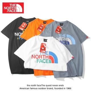 THE NORTH FACE - 2枚5980円 お洒落 柔らかい トップス 男女兼用 ロゴTシャツ
