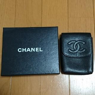 CHANEL - CHANELシガレットケース 正規品