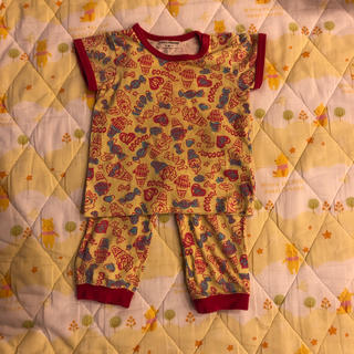 アンパサンド(ampersand)の半袖パジャマ上下セット 80センチ(パジャマ)