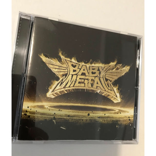 ベビーメタル(BABYMETAL)のBABYMETAL / Metal Resistance (EU盤)(ポップス/ロック(邦楽))