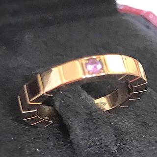 カルティエ(Cartier)の☆カルティエ ラニエールリング☆(リング(指輪))
