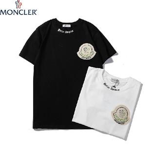 MONCLER - 「2枚6400円送料無料」カッコいい ロゴ 人気商品 メンズ Tシャツ