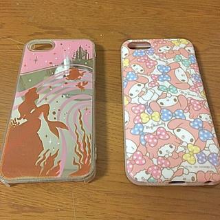 ディズニー(Disney)のアリエル  iPhone5/5s(モバイルケース/カバー)
