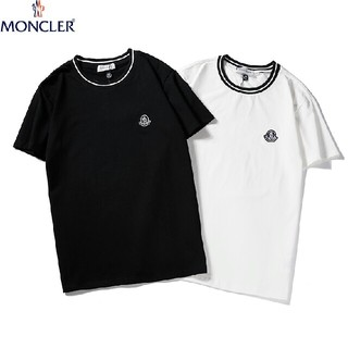 MONCLER - 「2枚6450円送料無料」 柔らかい 人気商品 刺绣ロゴ カッコいい Tシャツ