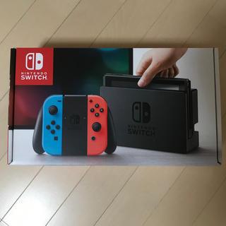 ニンテンドースイッチ(Nintendo Switch)のニンテンドースイッチ 新品(携帯用ゲーム本体)