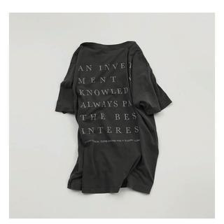 TODAYFUL - TODAYFUL☆ Backprint Boyfriend T-shirts