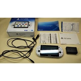 SONY - PlayStation Vita PCH-2000  Wi-Fiモデル 中古美品