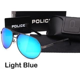ポリス(POLICE)のPOLICE サングラス ディアドロップ(送料込み)ライトXブルー(サングラス/メガネ)