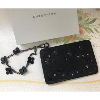 ANTEPRIMA - 未使用 フィオラータ スマホケース パスケース アンテプリマ