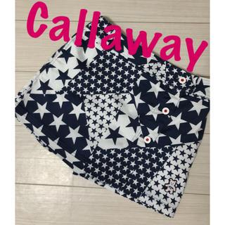 Callaway - 美品♡ Callaway ベア キュロット スカート ゴルフウェア