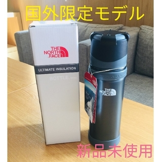 THE NORTH FACE - 【限定 超希少】THE NORTH FACE  THERMOS  BOTTLE黒