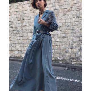 Ameri VINTAGE - Ameri VINTAGE TRINITY JKT DRESS BLU