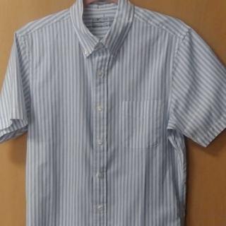 ムジルシリョウヒン(MUJI (無印良品))の無印良品シャツ【メンズLサイズ】(シャツ)