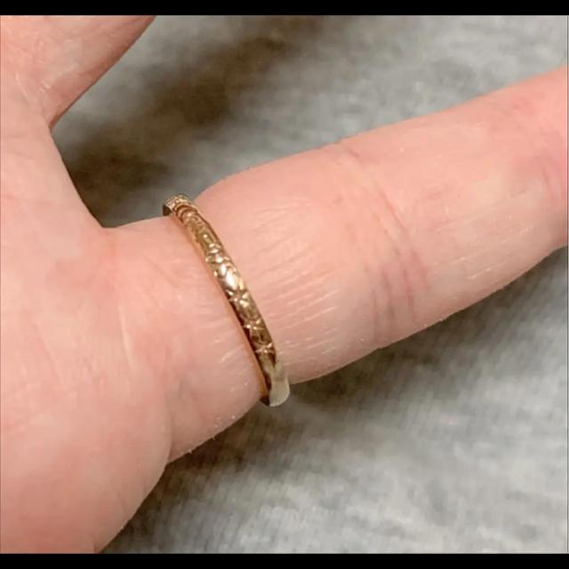 NOJESS(ノジェス)のノジェス nojess 指輪 リング ピンキーリング レディースのアクセサリー(リング(指輪))の商品写真
