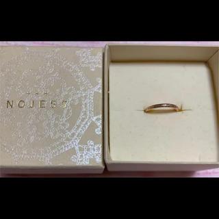 ノジェス(NOJESS)のノジェス nojess 指輪 リング ピンキーリング(リング(指輪))