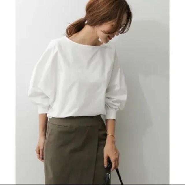 Demi-Luxe BEAMS(デミルクスビームス)のMarisol×清原亜希 for  BEAMS カーキタイトタイトスカート レディースのスカート(ひざ丈スカート)の商品写真
