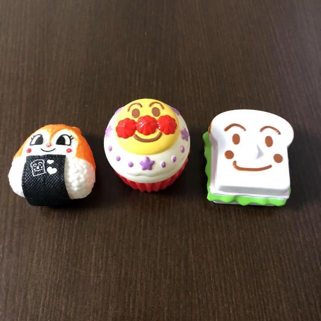 Agatsuma(アガツマ)のアンパンマン  ままごと トントン キッチン キッズ/ベビー/マタニティのおもちゃ(知育玩具)の商品写真