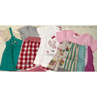 KP - KP ニットプランナー トップス Tシャツ 4枚 100