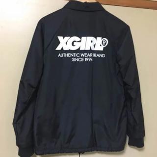 X-girl - 数回のみ コーチジャケット