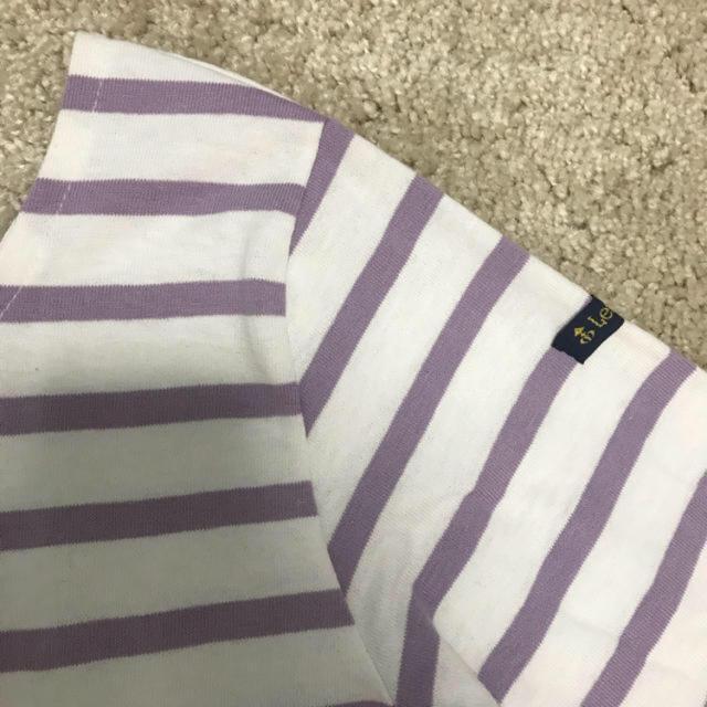 Demi-Luxe BEAMS(デミルクスビームス)のLe minor ✖︎ビームス 美品 五分袖 レディースのトップス(カットソー(長袖/七分))の商品写真