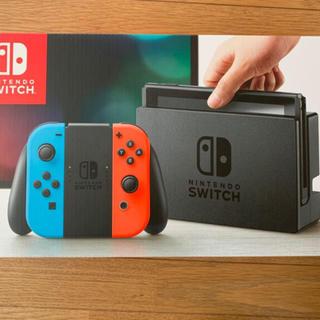Nintendo Switch - スイッチ本体